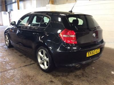 60 Bmw 118D 2.0 Sport  Black Leather, Climate, Alloys, 1 F/owner 6 Services,nice