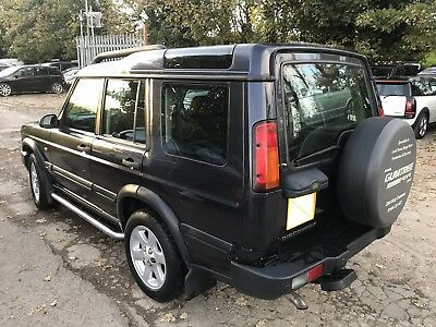 2004 Land Rover Discovery Td5 Es 7 Seats Leather, Climate, Tripple Roofs,alloys,