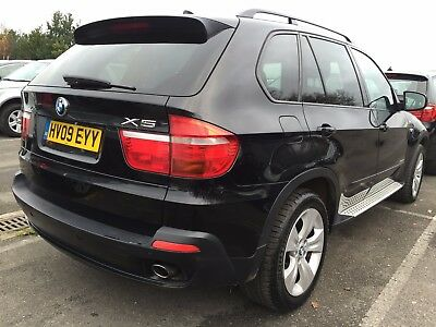 09 Bmw X5 3.0 30D Xdrive 7 Seats,*1 Owner** Widescreen Sat Nav,leather,pan Roof