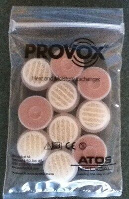Provox XtraFlow HME REF 7291 Atos Medical 1 sealed pkg of 10 exp. 2020-02-29