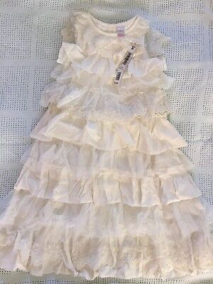 Next Baby Girl 6-9 Months 7.5 Kg Christening Outfit Dress