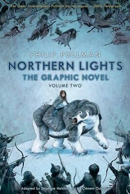 Northern Lights - The Graphic Novel Volume 2 | Philip Pullman