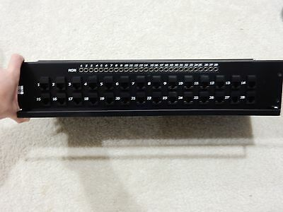 ADC MPP-N28BA1 28-Port Modular Patch Panel Breakout Panel
