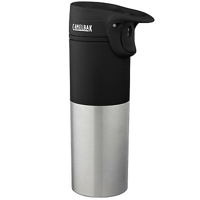 Camelbak Forge Divide 0.4L Thermal Insulated Flask - Onyx Black