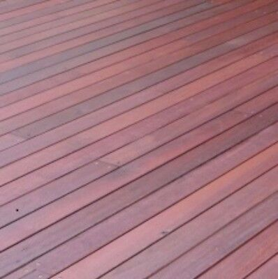 Jarrah decking  85x19  $3mt