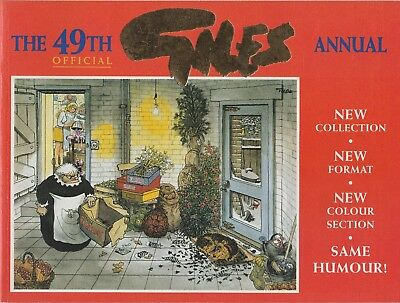 GILES ANNUAL 49th Series Published 1995 Classics