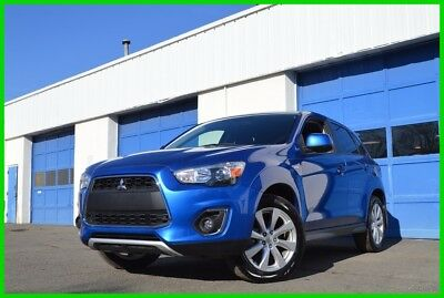 2015 Mitsubishi Outlander Sport ES Full Power Options Bluetooth Cruise Control Traction Control Alloy Wheels Loaded