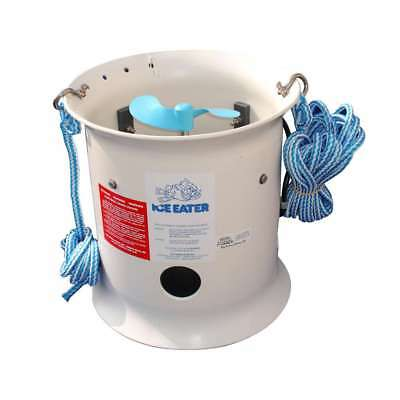 Powerhouse Ice Eater 3-4 Hp 115v with 50 ft Cord #P750-50-115V