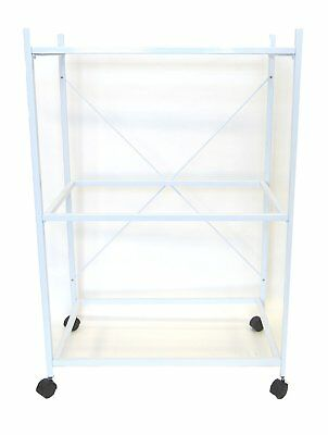 YML 3-Shelf Stand for 2464 and 2474, White