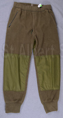 Canadian Army Fleece Pants - Sz 7034 - Winter Extreme Cold - Hs511