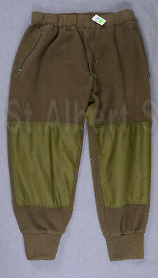 Canadian Army Fleece Pants - Sz 6738 - Winter Extreme Cold - Ud511