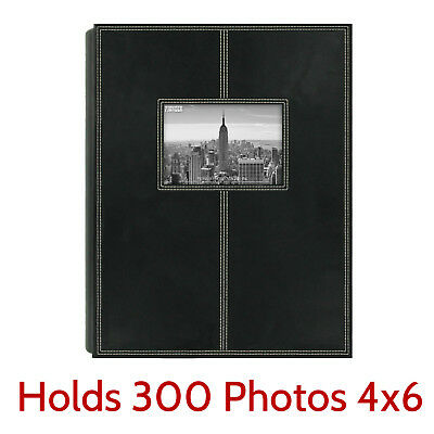 Photo Album Picture Holder Holds 500 Photos Memory Photo Storage Organizer 4 x 6