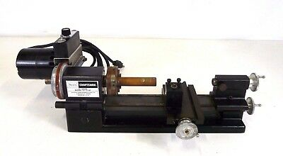 "Sears Craftsman 3"" Lathe 527-2142"