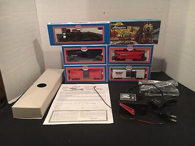 Antique Hormel Foods HO Model Electric Train Set Ready to Run Kit Brand New