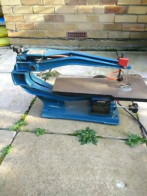 Axminster Power Tool Company Scroll Saw