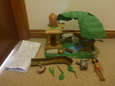 Electronic Jungle Book Playset