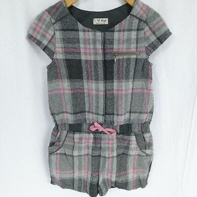 Girls NEXT winter playsuit age 7 years