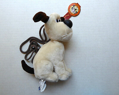 Rare vintage 1989 UK Wallace & Gromit plush purse unused with tags