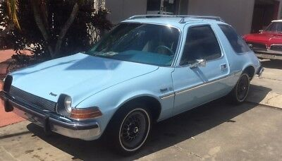 1977 AMC Pacer D/L 1977 AMC PACER PARTY EXCELLANT