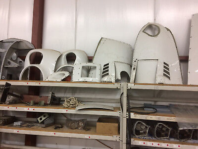 1999 Cessna 206 & Newer Airplane Parts, Fire Wall Forward, Less Engine