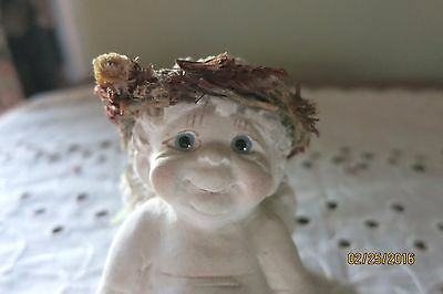 DREAMSICLES BRIGHT EYES CHERUB ANGEL Figurine DC108