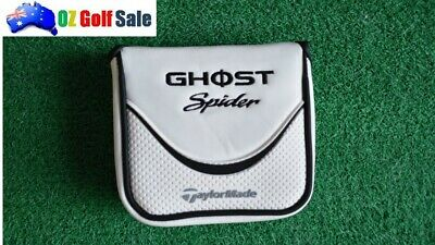 TAYLORMADE GHOST SPIDER ITSY BITSY PUTTER HEADCOVER HEAD COVER - Centre Shaft