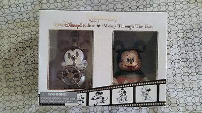 "Vinylmation Disney Studios Mickey Mouse Through The Years 3"" Extremely Rare"