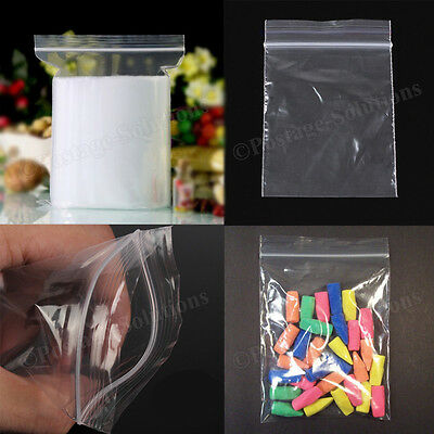 Grip Seal bags Resealable Clear ZIP LOCK SIZES IN INCHES Cheapest Good Quality