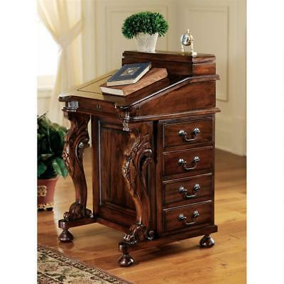 The Captain's Davenport Desk