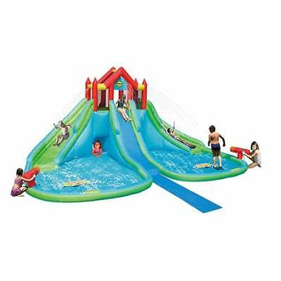 Happy Hop Giant Water Park 9283 (Wet And Dry) Pick Up Available Sydney Metro