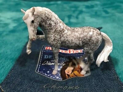 BREYER - Chrome Andalusian Stablemate 2013 Breyerfest 711158