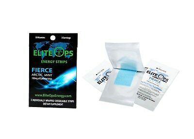 Elite Ops Energy Strips, 3-serving packs