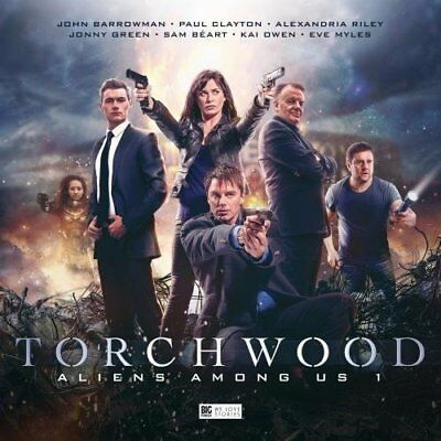 Goss, James-Torchwood - Aliens Among Us  CD NEW