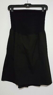 Motherhood special edition black skirt maternity size xl