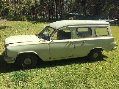 Holden EJ panelvan suit eh hr fb fc buyer straight from the shed 70s style