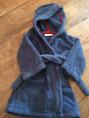 Little White Company Dressing Gown 18-24 Months