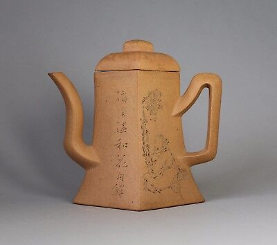 Early 20th Century Chinese Yixing Teapot