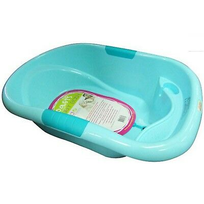Roger Armstrong Oasis Baby Bath | Aqua | Free Delivery To Select Suburbs