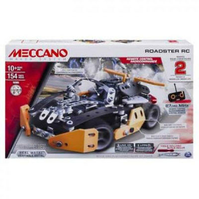 Meccano Roadster RC (Damaged Stock)