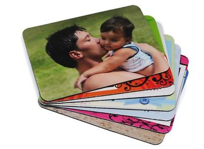 Personalised Photo Mousepad Non Slip Picture or Logo on a Mouse Pad