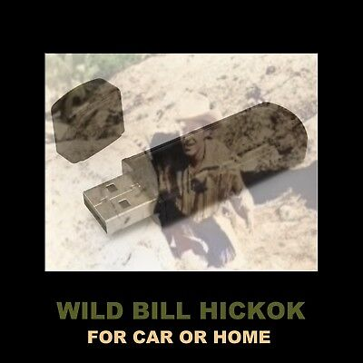 Wild Bill Hickok. Enjoy 268 Old Time Radio Western Shows In Your Car Or Home!