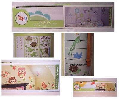 Circo Wall Decals self-adhesive  Buds N Blossoms  Love N Nature  Buds N Blossoms