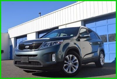 2014 Kia Sorento EX V6 Leather Heated & Cooled Seats Navigation Infiniti Audio Rear Camera Park Sensors
