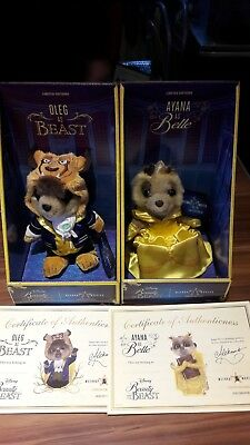 meercatdolls, Oleg and Ayana beauty and the beast. Limited edition.