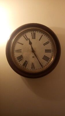Antique Wall Clock (HAC)