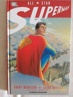 ALL STAR SUPERMAN - PLANETA De AGOSTINI CARTONATO