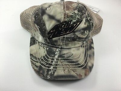 NWT Mountain Dew Camo Cap - Brand New - MTN DEW - Camouflage One Size