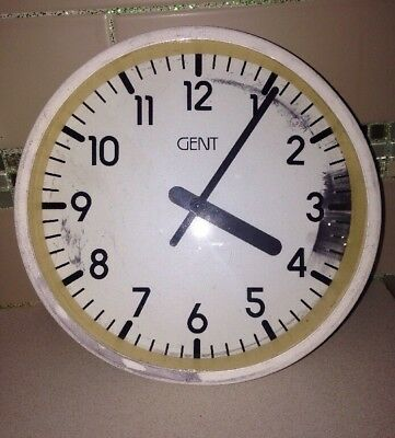 Gent Wall Clock Vintage 30cm