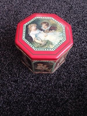 Vintage Collectable Tea Tin