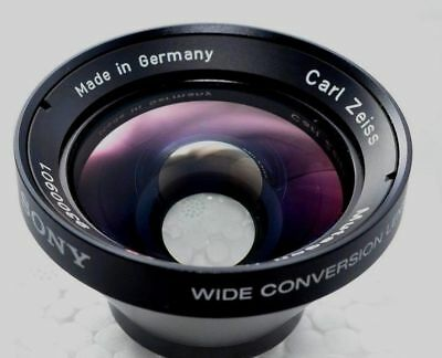 SONY - CARL ZEISS 0.6x Mutagon T* - Wide-angle Conversion Lens  **MINT & BOXED**